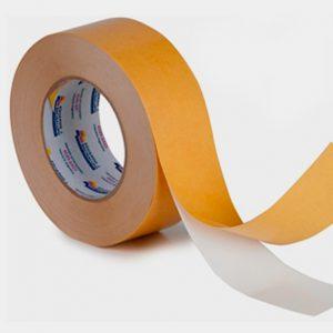 Cinta Adhesiva Doble Faz de Papel Tissue